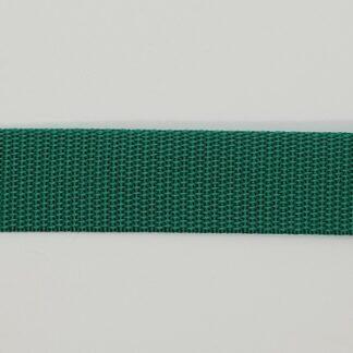 Groen nylon tassenband